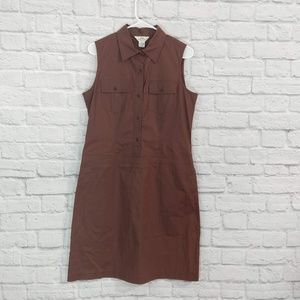 346 Brooks Brothers | Button Down Sleeveless